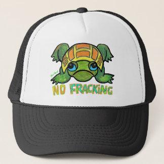 FRACKINGのカメの野球帽無し キャップ