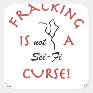 Fracking Curse.jpg スクエアシール