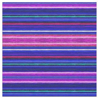 FractaliusはE-Wの紫色の生地を縞で飾ります ファブリック