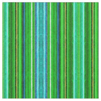 FractaliusはN-Sのティール(緑がかった色)の生地を縞で飾ります ファブリック