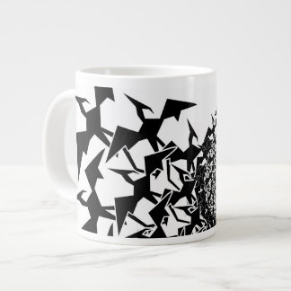 FractylのPterodactyl ジャンボコーヒーマグカップ