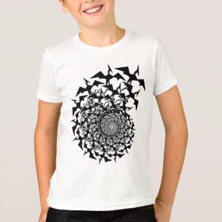 FractylのPterodactyl Tシャツ