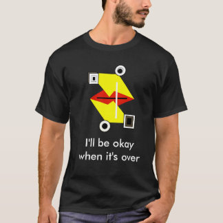 Fraggledの(疲れさせるか、または揺り動かされる)おもしろいなカエル Tシャツ