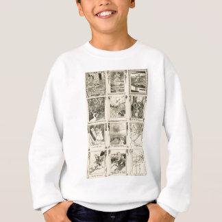FrameCollage スウェットシャツ