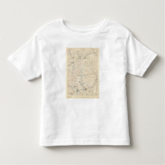 Framingham、マサチューセッツ トドラーTシャツ