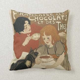 Francaise des Chocolatsの枕 クッション