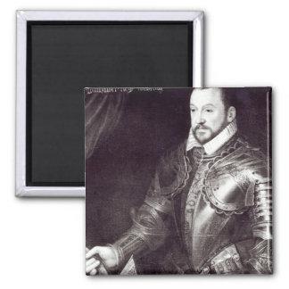 FrancoisのポートレートIのモンモランシーの公爵 マグネット