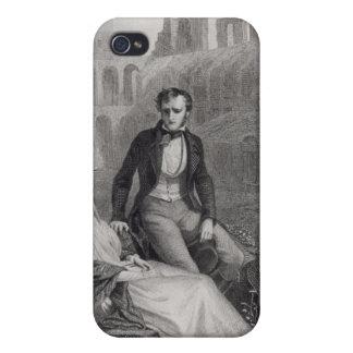 FrancoisルネVicomte de Chateaubriand iPhone 4/4Sケース