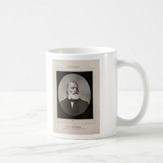 FrançoisヴィンチェンツォRaspail L.L.D.、M.D. Portrait コーヒーマグカップ