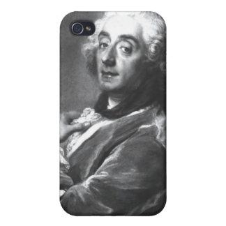 Francois Boucher 1741年のポートレート iPhone 4/4Sケース