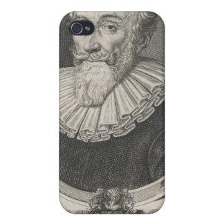 Francois de Malherbe iPhone 4/4Sケース