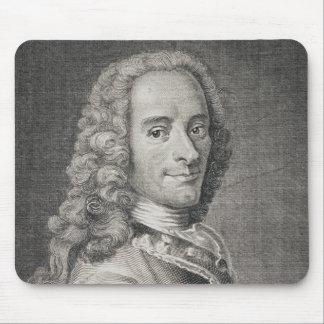 Francois Marie Arouet de Voltaire マウスパッド