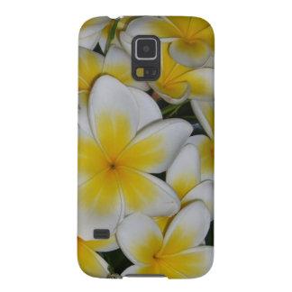 frangipaniの花束 galaxy s5 ケース