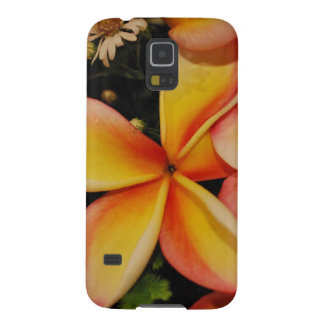 Frangipani Galaxy S5 ケース