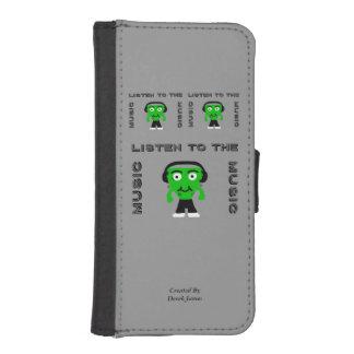 FrankenCheeseのiPhone 5/5sのウォレットケースの 手帳型 Iphone5ケース