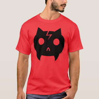 Frankenkitty Red Shirt先生 Tシャツ