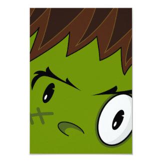 FrankensteinsモンスターRSVPカード カード