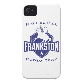 Frankstonの高等学校のロデオのチーム Case-Mate iPhone 4 ケース