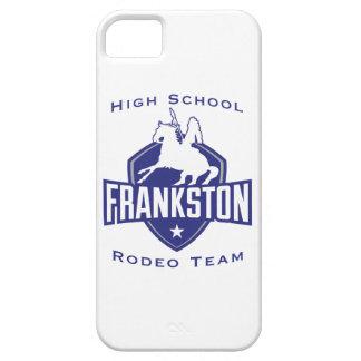 Frankstonの高等学校のロデオのチーム iPhone SE/5/5s ケース