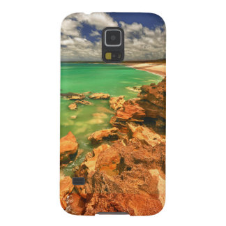 Frasersのビーチ タスマニア Galaxy S5 ケース