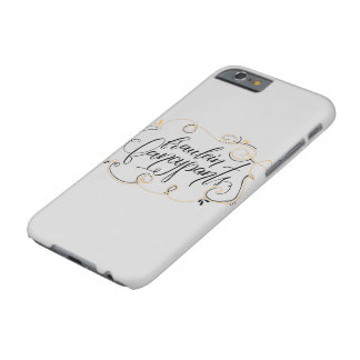 Fraulein Fancypants Barely There iPhone 6 ケース