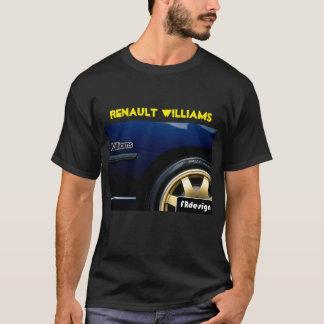 FRdesignウィリアムス Tシャツ