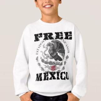 Fre eメキシコ スウェットシャツ