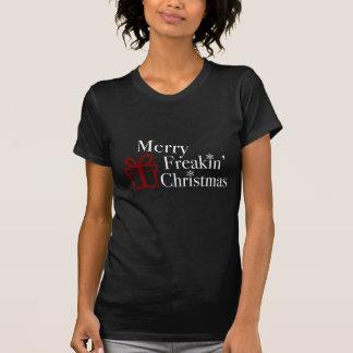 Freakinのメリーなクリスマス Tシャツ
