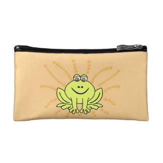 Freddieのカエル コスメティックバッグ