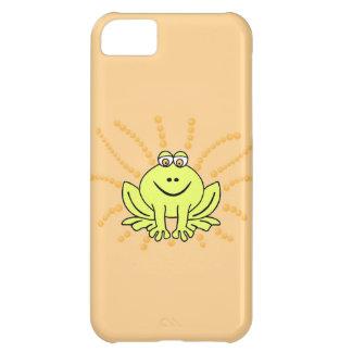 Freddieのカエル iPhone5Cケース