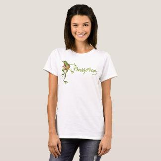 FreddyFrogの女性のTシャツ Tシャツ