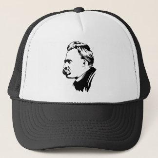 Frederich Nietzscheのポートレート キャップ