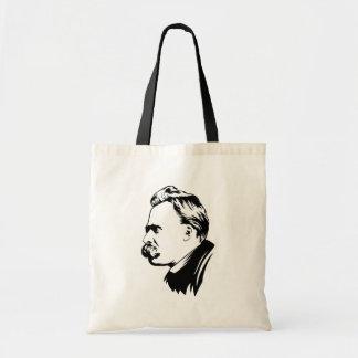 Frederich Nietzscheのポートレート トートバッグ