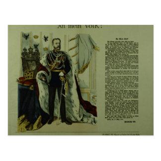 Frederickからの宣言のコピーIII ポストカード