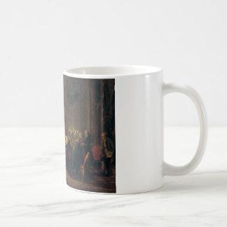 Frederickとのフルートコンサート素晴らしいSanssouci コーヒーマグカップ
