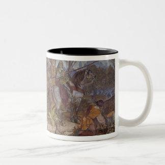 Frederickの伝説温和なTaufritt ツートーンマグカップ