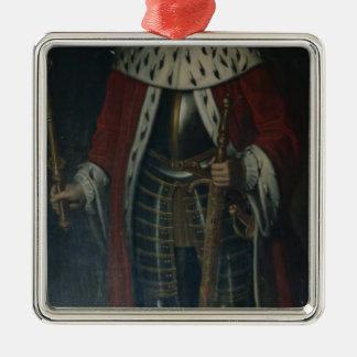FrederickウィリアムIのプロシアの王位の象徴の王 メタルオーナメント