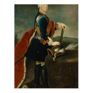 Frederick皇太子II、c.1736 ポストカード