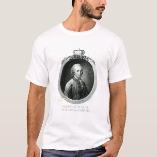 Frederick AugustusのポートレートI Tシャツ