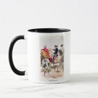 Frederick II素晴らしいの マグカップ