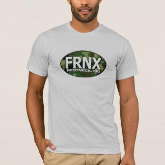 Frednecksの迷彩柄のデザイン Tシャツ