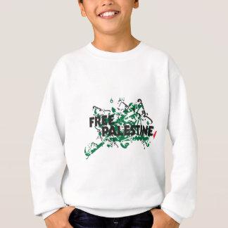 FREE_PALESTINE スウェットシャツ