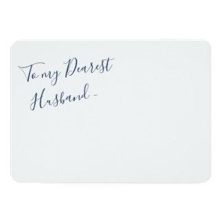 Free Spirit Modern Note Card カード