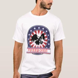 freeborn Tシャツ