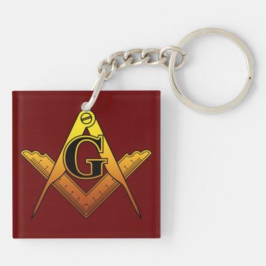 Freemason2 キーホルダー