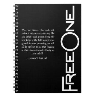 FreeOneのノート ノートブック