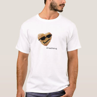 #freethenug tシャツ
