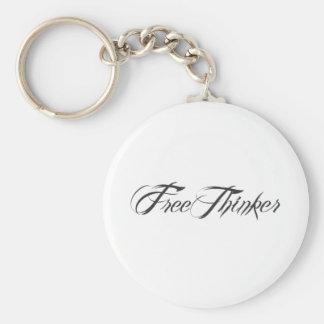Freethinkerの原稿 キーホルダー