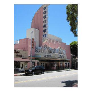 Fremontの劇場、San Luis Obispo、カリフォルニア ポストカード
