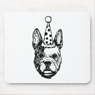 French Bulldog マウスパッド